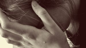 depressive person